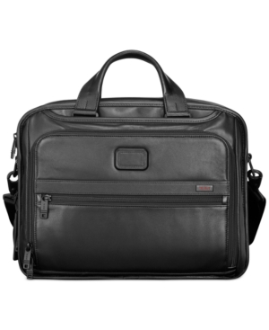 Tumi Alpha 2 Leather...