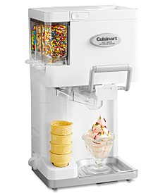 ICE-45 Ice Cream Maker, Soft Serve Mix-it-In