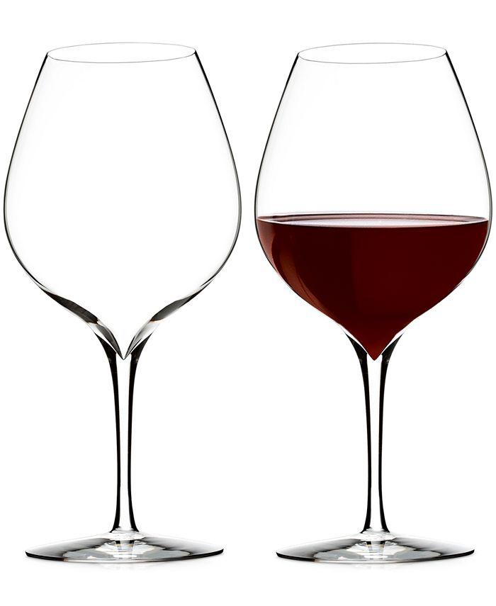 Waterford - Waterford  Merlot Wine Glass Pair
