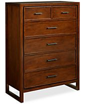 Battery Park 6 Drawer Chest, Created for Macy's