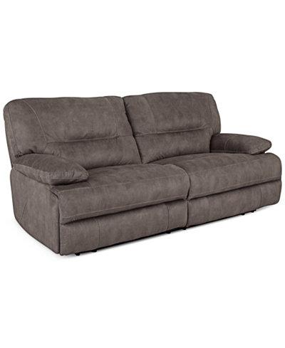 Power Sofa Recliners Coaster Delange Reclining