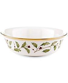 Holiday All Purpose Bowl