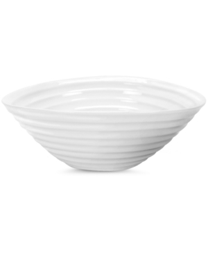 "Portmeirion ""Sophie Conran"" White Cereal Bowl"