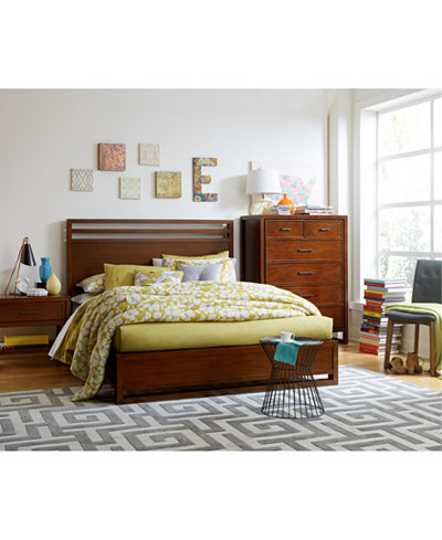 CLOSEOUT! Battery Park Bedroom Furniture, Created for Macy's
