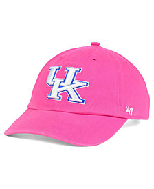 '47 Brand Women's Kentucky Wildcats Clean-Up Cap