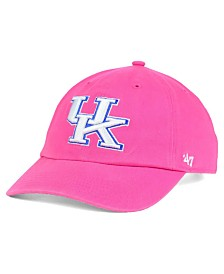 '47 Brand Women's Kentucky Wildcats Clean-Up Cap
