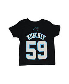 Outerstuff Toddler Boys' Luke Kuechly Carolina Panthers Mainliner Player T-Shirt