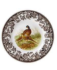 Woodland by Spode Pheasant Dinner Plate