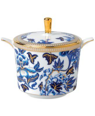Hibiscus Sugar Bowl