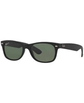 ray ban 2132 new wayfarer  Ray-Ban Sunglasses, RB2132 52 NEW WAYFARER - Sunglasses by ...