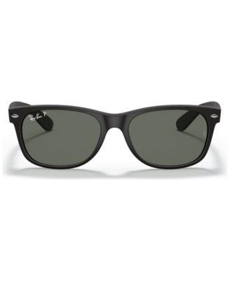 ray ban 2132 new wayfarer  Ray-Ban Sunglasses, RB2132 52 NEW WAYFARER - Sunglasses by ...