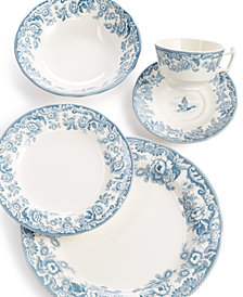 Spode Delamere Lakeside 5 Place Setting