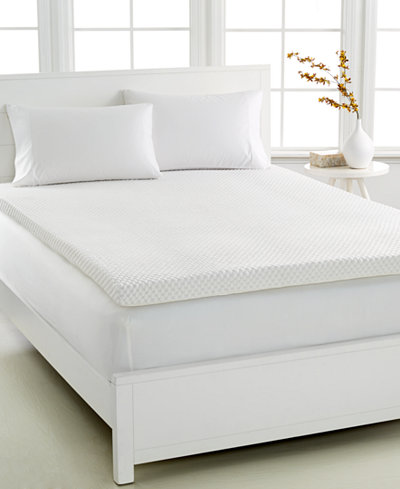 Dream Science 3 Memory Foam Queen Mattress Topper Venttech Ventilated By