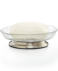 Paradigm Bath Accessories Heirloom Crackle Soap Dish