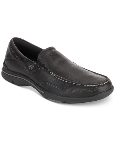 Rockport Eberdon Apron Toe Comfort Loafers
