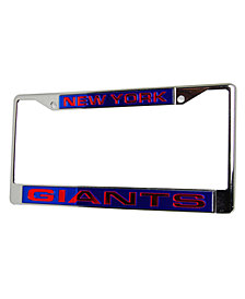 Rico Industries New York Giants License Plate Frame