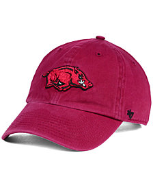 '47 Brand Arkansas Razorbacks Clean-Up Cap