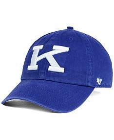 e0a87ea9d Kentucky Wildcats NCAA College Apparel, Shirts, Hats & Gear - Macy's
