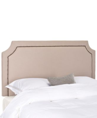 Bedell Upholstered Full Headboard, Quick Ship