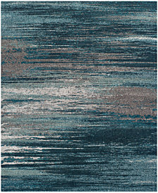 "Neo Grey Haze 5'3"" x 7'7"" Area Rug"