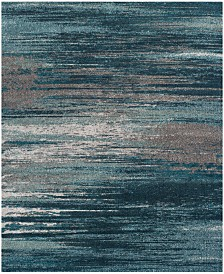 "Neo Grey Haze 7'10"" x 10'7"" Area Rug"