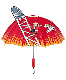 Kidorable Fireman Umbrella, One Size