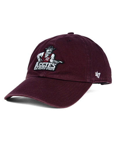 '47 Brand New Mexico State Aggies Clean-Up Cap