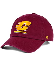 Central Michigan Chippewas Clean-Up Cap
