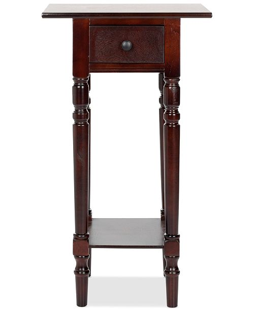 Safavieh  Ashburn End Table, Quick Ship