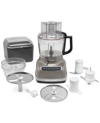 kitchenaid kfp1133acs architect 11 cup food processor with rh macys com
