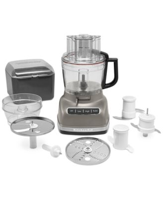 KitchenAid KFP1133ACS Architect 11 Cup Food Processor With ExactSlice,  Created For Macyu0027s