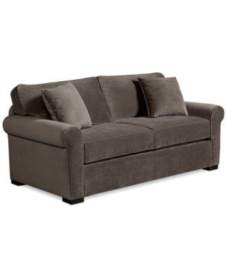 Remo II Fabric Full Sleeper Sofa Bed Furniture Macy s