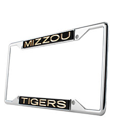 Stockdale Missouri Tigers License Plate Frame