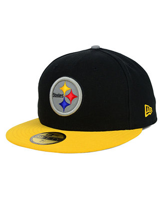 New Era Pittsburgh Steelers Thanksgiving On Field Reflective 59fifty Cap Sports Fan Shop By
