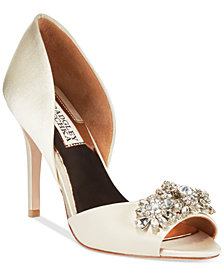 Badgley Mischka Giana Evening Pumps