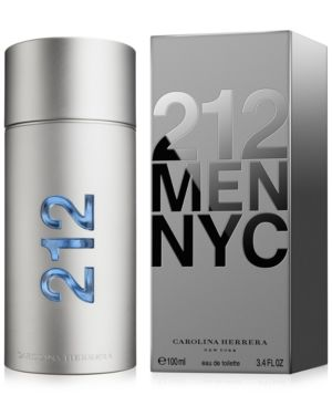 Image of 212 for Men Eau de Toilette Spray, 3.4 oz