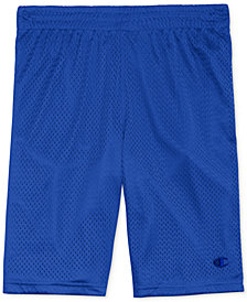 Champion Heritage Mesh Shorts, Little Boys