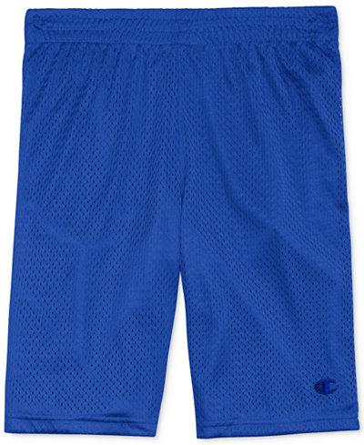 Champion Heritage Mesh Shorts, Little Boys