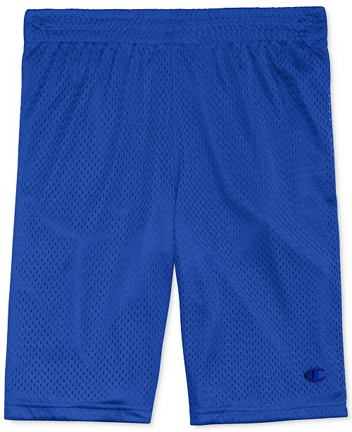 0483c2f45b2b Champion Big Boys Heritage Mesh Shorts   Reviews - Shorts - Kids ...