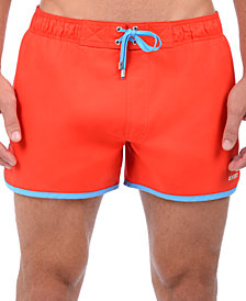 "2(x)ist Performance Quick-Dry 4"" Swim Trunks"