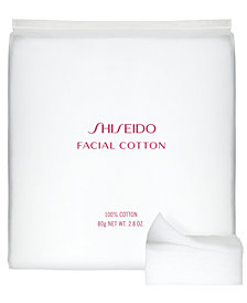 Shiseido The Makeup Facial Cotton, 165 sheets