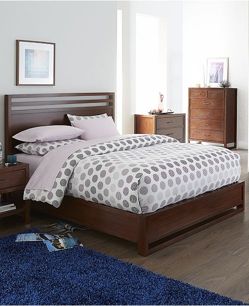 Furniture Closeout Battery Park 7 Drawer Dresser Created