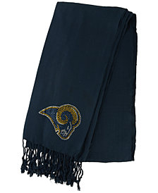 Little Earth Women's Los Angeles Rams Pashi Fan Scarf
