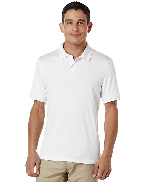 ... Perry Ellis Men s Two-Button Polo afacdd9a0