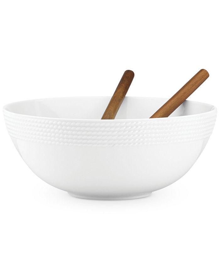 kate spade new york - Wickford Salad Set & Wood Servers
