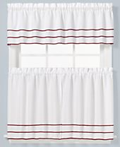 CLOSEOUT! Saturday Knight Anne Window Treatment Collection
