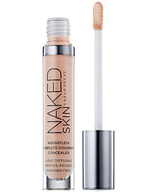 Urban Decay Naked Skin Weightless Complete Coverage Concealer, 0.16-oz.