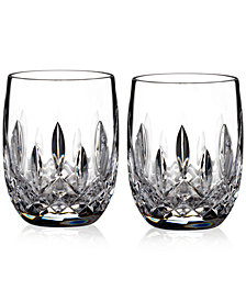 Waterford Lismore Rounded 7-oz. Tumbler Pair