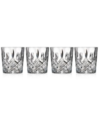 Markham Double Old Fashioned Glasses, Set of 4