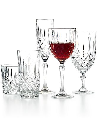 Marquis By Waterford Markham Drinkware Collection